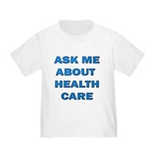 Ask Me about Healthcare in AM T