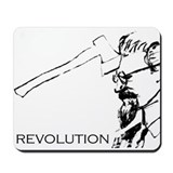 Trotsky Mousepad