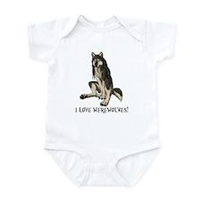 Cool Anthro Infant Bodysuit