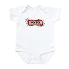 Retro Dexter Logo Infant Bodysuit