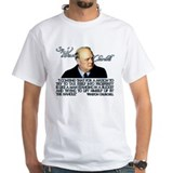 Winston Churchill on Taxation  Shirt