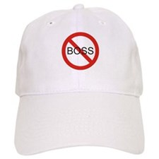 No Boss Baseball Cap