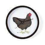 Partridge Rock Hen Wall Clock