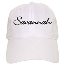 Savannah, Georgia Baseball Cap