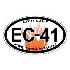 EC-41 (Shawn B) Fire Decal