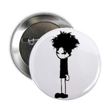 "Cute Fridge 2.25"" Button"