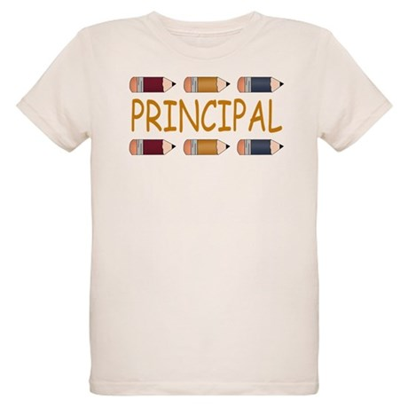 Best School Principal Organic Kids T-Shirt