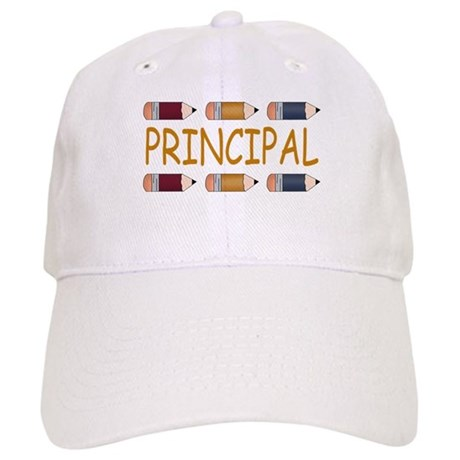 Best School Principal Cap