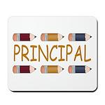 Best School Principal Mousepad