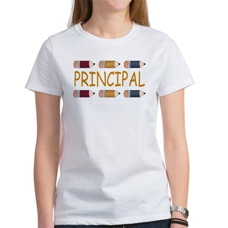 Best School Principal Women's T-Shirt