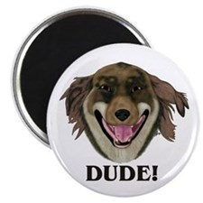 Big Dumb Dog Magnet