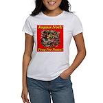Patriotic Wreath Women's T-Shirt