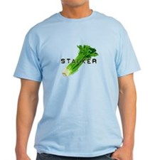 celery stalker, dieter/vegetarian/vegan T-Shirt