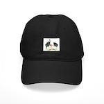 Black-tailed White Japanese B Black Cap