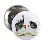 Black-tailed White Japanese B Button