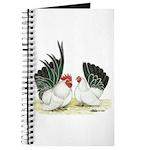 Black-tailed White Japanese B Journal