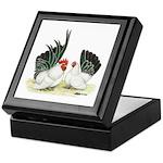 Black-tailed White Japanese B Keepsake Box