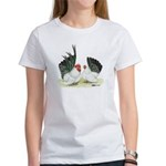 Black-tailed White Japanese B Women's T-Shirt