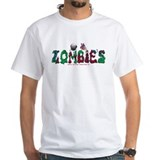 Eye Heart Zombie's Shirt