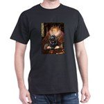 Queen / Cocker Spaniel (blk) Dark T-Shirt