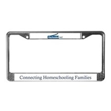 Cool Homeschool conference License Plate Frame