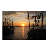 Galilee Docks Postcards (Package of 8)