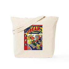 Classic Claw vs. Dare Devil Tote Bag