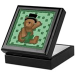Irish St. Patricks Day Keepsake Box