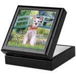 Bridge/Schnauzer #9 Keepsake Box