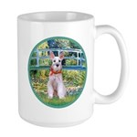 Bridge/Schnauzer #9 Large Mug