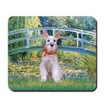 Bridge/Schnauzer #9 Mousepad