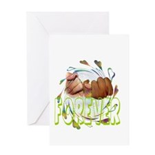 Forever Promises Greeting Card