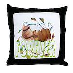 Forever Promises Throw Pillow