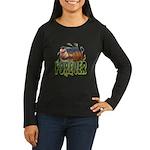Forever Promises Women's Long Sleeve Dark T-Shirt