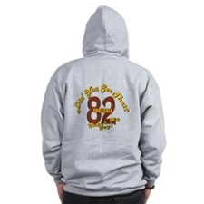 #82 That's My Boy Zip Hoodie