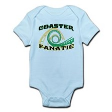 Coaster Fanatic Infant Bodysuit