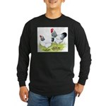 Plymouth Rocks Columbian Long Sleeve Dark T-Shirt