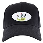 Plymouth Rocks Columbian Black Cap