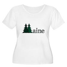 Maine Pine Tree T-Shirt