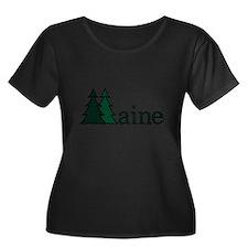 Maine Pine Tree T