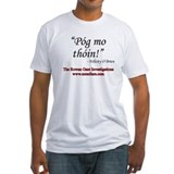 Kiss my arse - Gaelic F / English B Shirt