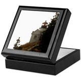 Bass Harbor Keepsake Box