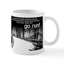 Go Run Small Mugs