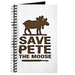 Save Pete the Moose Journal