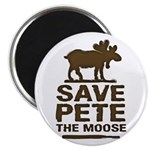 Save Pete the Moose Magnet