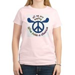 Give Pete a Chance Women's Light T-Shirt