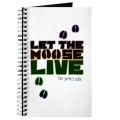 Let the Moose Live Journal