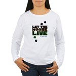 Let the Moose Live Women's Long Sleeve T-Shirt