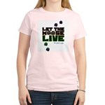Let the Moose Live Women's Light T-Shirt
