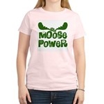 Moose Power Women's Light T-Shirt